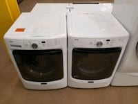 Front load maytag laundry set #182 Thornton, 80260