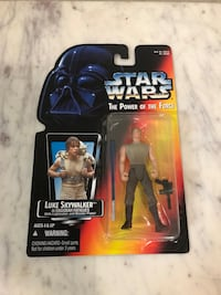 STAR WARS COLLECTIBLE THE POWER OF THE FORCE - LUKE SKYWALKER Palm Desert, 92260