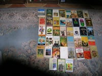 Forty-Three (33) Classic Paperback Books Springfield
