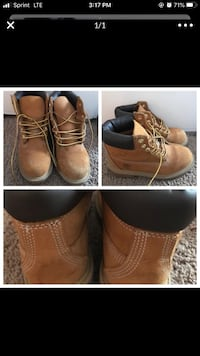 Youth Timberland size 2 Monroeville, 15146
