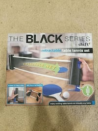 Table tennis ping pong  Springfield, 22153