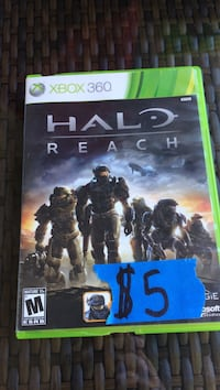 Used Halo Reach.. Check out my profile for more games Cadillac