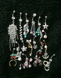 All new belly rings Palmdale, 93550