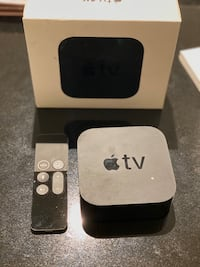 APPLE TV 4K HDR 32GB