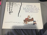 It's a magical world Calvin and Hobbes Toronto, M6S