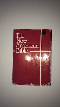 the new american bible  San Diego, 92130