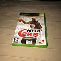 NBA 2K6 for Xbox  Stockholm, 112 33