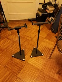 studio monitor stand never used