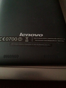 table lenovo
