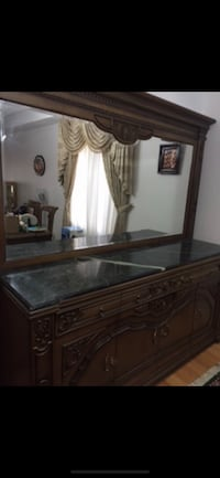 Dining room buffet with a mirror  Richmond Hill, L4B 3S9