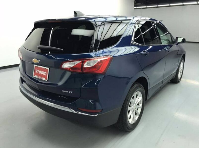 2019 Chevy Chevrolet Equinox Pacific Blue Metallic hatchback 9f4eff8d-101d-4af6-ae05-866eb7789719