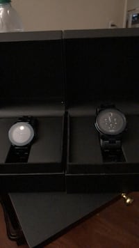 two black and silver analog watches Garden Grove, 92841