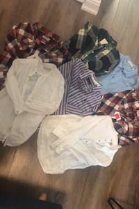 Bunch of Shirts for Boys Toronto, M4P 1Y5
