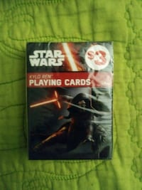 Star Wars The Force Awakens DVD case Jacksonville, 28540