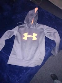 white and gray Under Armour pullover hoodie Springfield, 65803