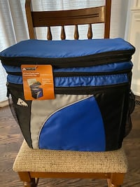 Ozark trail 36 can cooler with expandable top