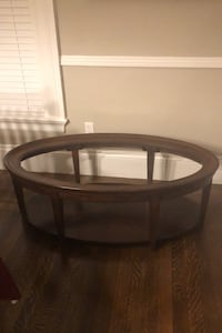 Glass Coffee Table and 2 End Tables Melrose, 02176