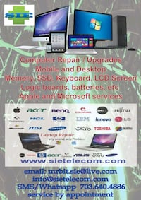 Tech support service Arlington