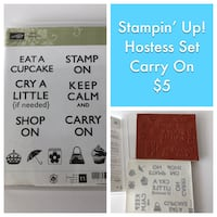 Stampin' Up! Carry On Alexandria, 22314