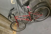 red and black BMX bike Alexandria, 22315