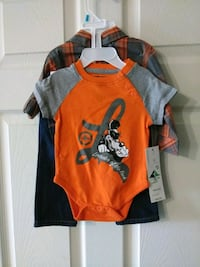 Infant 3pc Set Raleigh, 27610