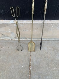 Fireplace Tools, huge selection, iron, steel, brooms