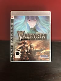 VALKIRYA CHRONICLES PS3 PAL ESPAÑA Burgos, 09006