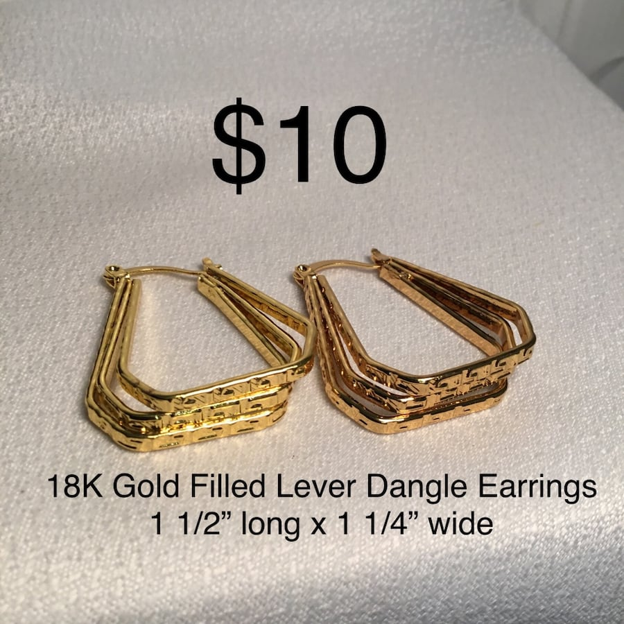 Gold Filled Earrings 89ddfcab-5ca0-4376-8bcd-d3947c42a658