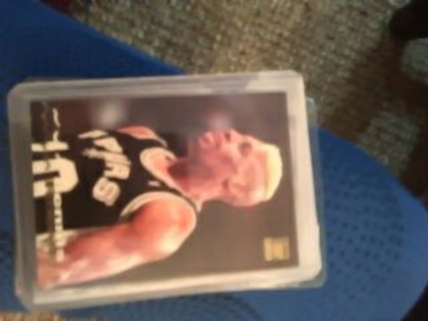 Used basketball trading card for sale in South Saint Paul - letgo af056f8709d33