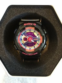 Baby G Shock Watch-Like New Condition Arlington, 22207