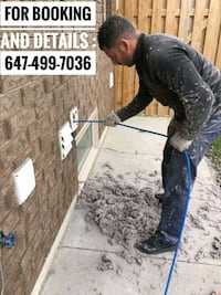 Duct and vent cleaning Mississauga