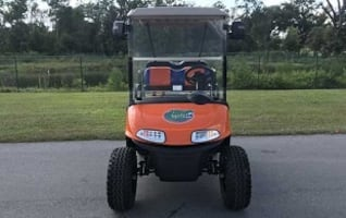 Like New clean 48 Volt Electric Golf Cart / Hs7chws