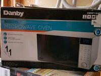 Danby microwave oven Whitby, L1N 9B1