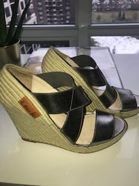 Woman's Brand Name Wedge Heels. Size 10 Toronto, M9C 0A9