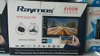 RAYMOS CAR MULTİMEDYA DOUBLE