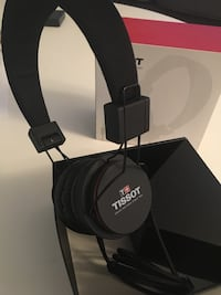 Tissot headphone