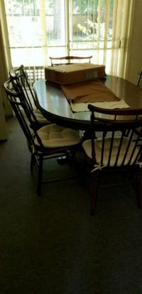 Dinning Table w 6 chairs and buffet Wind Gap, 18091