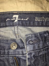 For All Mankind Jeans/7's  (32) Sherwood Park, T8B 1M9