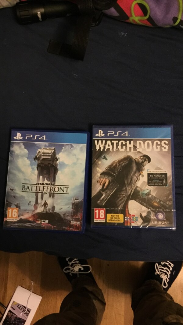 To ps4 spill