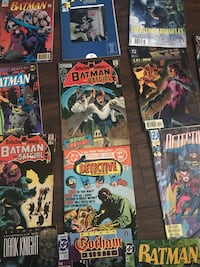 Batman comic books Mount Vernon, 10553