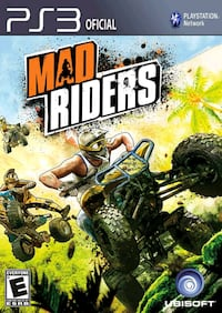 PS3 MAD RIDERS FULL (DIGITAL YUKLEME)