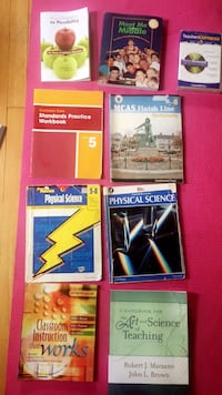 Books on teaching & classroom instructions  Riverdale Park, 20782