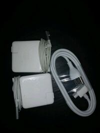 2 mac chargers and chord extention Chicago, 60614