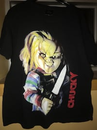 Chucky t shirt Kingston, K7M