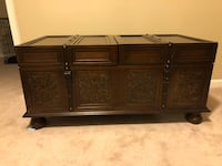 brown wooden cabinet with drawer Centreville, 20120