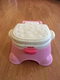 Musical Princess Stool and potty trainer Temple City, 91780