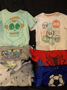 Size 10knoxville Tn Size 3t Boy Shirts