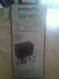 Type C charger new in box. Winnipeg, R2H 3C4