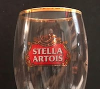 "Beer Glasses ""Stella Artois"" Burnaby, V3N 4J7"