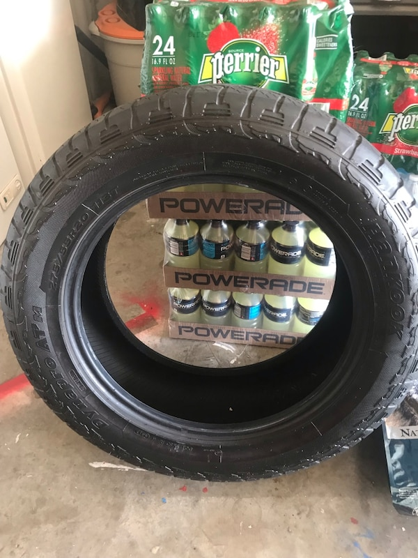 Hankook Dynapro Atm 275 55r20 >> 275 55 R20 Dynapro Atm Hankook Tires Still Over 50 Percent Tread Only Taken Off My Truck For Bigger Tires Great Condition Set Of Four